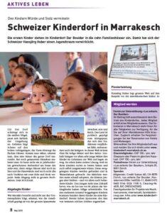 Kinderdorf Marrakesch korr. R