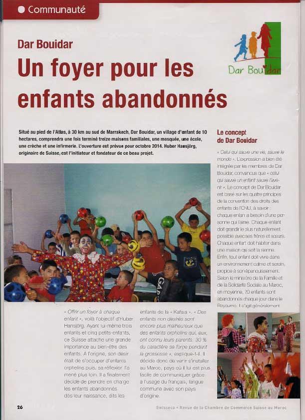 Swisseco CCSM Dar Bouidar 1